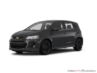 2017 Chevrolet Sonic Hatchback PREMIER | Photo 3 | Nightfall Grey Metallic