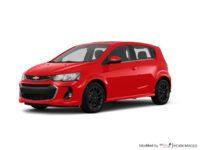 2017 Chevrolet Sonic Hatchback PREMIER | Photo 3 | Red Hot