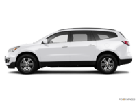 2017 Chevrolet Traverse 2LT | Photo 1 | Iridescent Pearl
