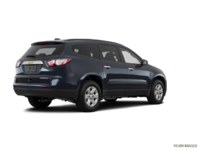 2017 Chevrolet Traverse LS | Photo 2 | Bllue Velvet Metallic