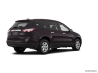 2017 Chevrolet Traverse LS | Photo 2 | Tungsten Metallic