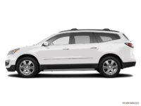 2017 Chevrolet Traverse PREMIER | Photo 1 | Summit White