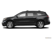 2017 Chevrolet Traverse PREMIER | Photo 1 | Mosaic Black Metallic