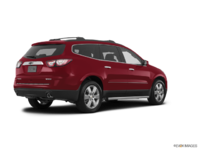 2017 Chevrolet Traverse PREMIER | Photo 2 | Siren Red