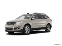 2017 Chevrolet Traverse PREMIER | Photo 3 | Champagne Silver Metallic