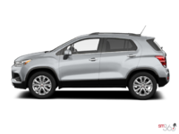 2017 Chevrolet Trax PREMIER | Photo 1 | Silver Ice Metallic