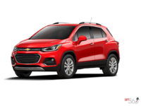2017 Chevrolet Trax PREMIER | Photo 3 | Red Hot