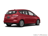 2017 Ford C-MAX ENERGI SE | Photo 2 | Ruby Red