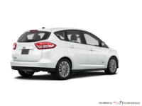 2017 Ford C-MAX ENERGI SE | Photo 2 | Oxford White