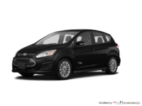 2017 Ford C-MAX ENERGI SE | Photo 3 | Shadow Black