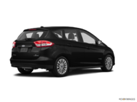 2017 Ford C-MAX HYBRID SE | Photo 2 | Shadow Black
