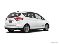 2017 Ford C-MAX HYBRID SE | Photo 2 | White Platinum