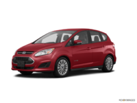2017 Ford C-MAX HYBRID SE | Photo 3 | Ruby Red