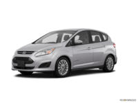 2017 Ford C-MAX HYBRID SE | Photo 3 | Ingot Silver
