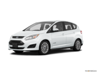 2017 Ford C-MAX HYBRID SE | Photo 3 | Oxford White