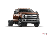 2017 Ford Chassis Cab F-350 LARIAT | Photo 3 | Bronze Fire