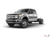 2017 Ford Chassis Cab F-350 LARIAT | Photo 1 | Ingot Silver