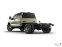 2017 Ford Chassis Cab F-350 LARIAT | Photo 2 | White Gold