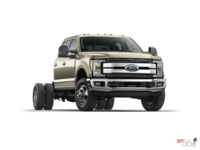 2017 Ford Chassis Cab F-350 LARIAT | Photo 3 | White Gold