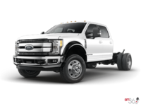 2017 Ford Chassis Cab F-450 LARIAT | Photo 1 | Oxford White