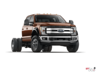 2017 Ford Chassis Cab F-450 LARIAT | Photo 3 | Bronze Fire