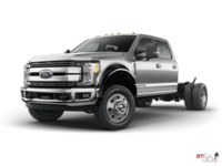 2017 Ford Chassis Cab F-450 LARIAT | Photo 1 | Ingot Silver