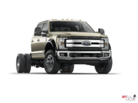 2017 Ford Chassis Cab F-450 LARIAT | Photo 3 | White Gold