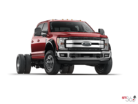 2017 Ford Chassis Cab F-450 LARIAT | Photo 3 | Ruby Red