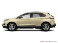 2017 Ford Edge SEL | Photo 1 | White Gold Metallic