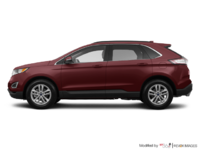 2017 Ford Edge SEL | Photo 1 | Burgundy Velvet Metallic