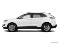 2017 Ford Edge SEL | Photo 1 | White Platinum Metallic