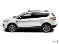 2017 Ford Escape SE | Photo 1 | Oxford White