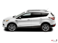 2017 Ford Escape SE | Photo 1 | White Platinum