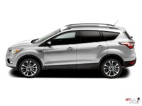 2017 Ford Escape SE | Photo 1 | Ingot Silver