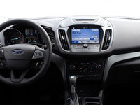 2017 Ford Escape SE | Photo 3 | Charcoal Black Cloth