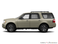 2017 Ford Expedition XLT | Photo 1 | White Gold Metallic