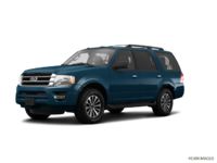 2017 Ford Expedition XLT | Photo 3 | Blue Jeans Metallic