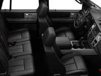 2017 Ford Expedition XLT | Photo 1 | Ebony Leather with perforated inserts