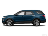 2017 Ford Explorer LIMITED | Photo 1 | Blue Jeans