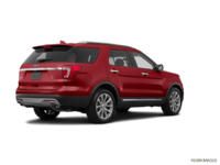 2017 Ford Explorer LIMITED | Photo 2 | Ruby Red