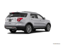 2017 Ford Explorer LIMITED | Photo 2 | Ingot Silver