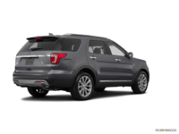2017 Ford Explorer LIMITED | Photo 2 | Magnetic Grey