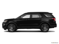 2017 Ford Explorer SPORT | Photo 1 | Shadow Black