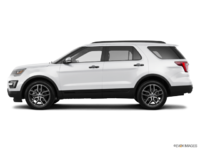 2017 Ford Explorer SPORT | Photo 1 | White Platinum