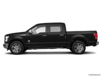 2017 Ford F-150 KING RANCH | Photo 1 | Shadow Black
