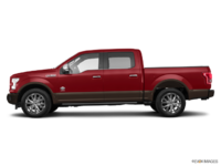 2017 Ford F-150 KING RANCH | Photo 1 | Ruby Red Metallic/Caribou