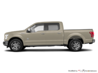 2017 Ford F-150 KING RANCH | Photo 1 | White Gold