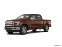 2017 Ford F-150 KING RANCH | Photo 3 | Bronze Fire