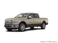 2017 Ford F-150 KING RANCH | Photo 3 | White Gold/Caribou
