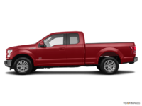 2017 Ford F-150 LARIAT | Photo 1 | Ruby Red Metallic